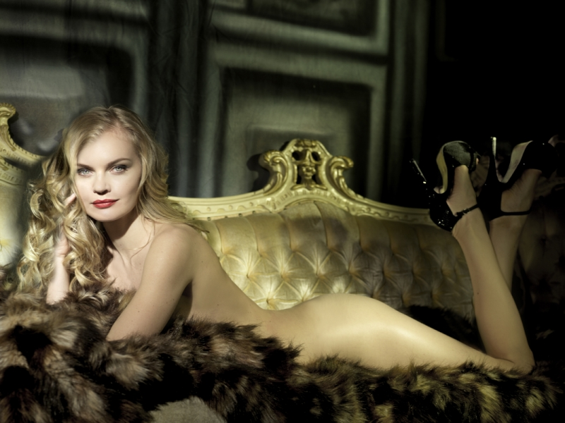 Beautiful Boudoir Photo by Your Hollywood Portrait New York