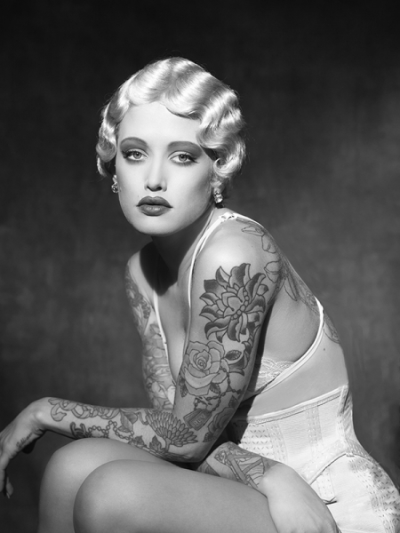 Old Hollywood Glamour Boudoir Photography And Vintage