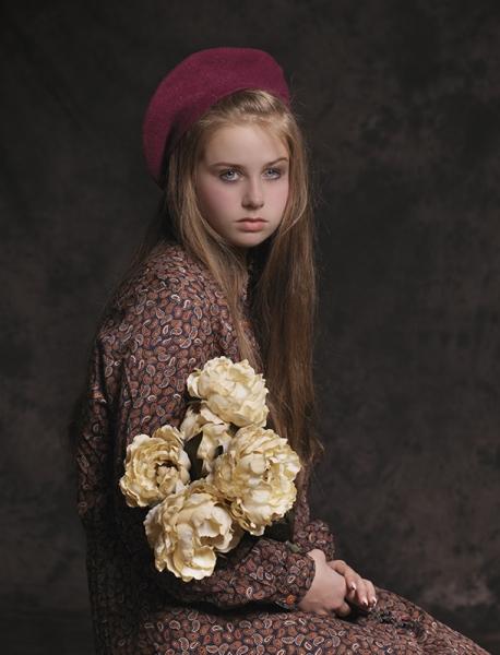 Fine Art Child Portrait by Your Hollywood Portrait