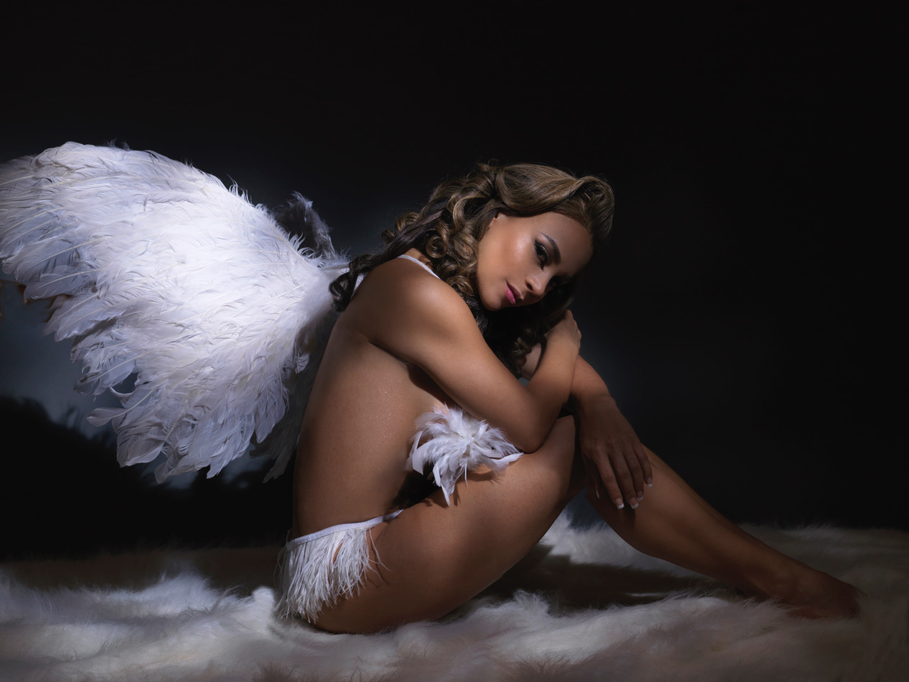 Elegant Boudoir Photography